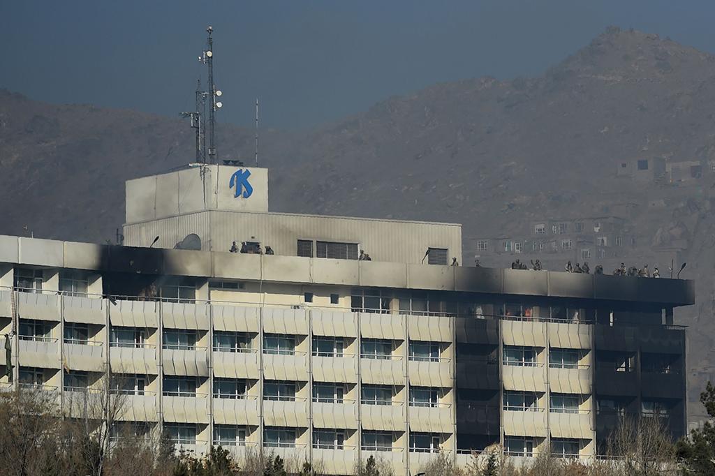 Pelaku Penyanderaan Tamu Hotel di Kabul Ditembak Mati