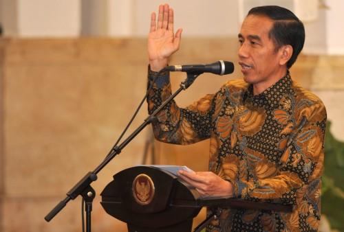 Presiden Joko Widodo (ANTARA FOTO/Andika Wahyu)