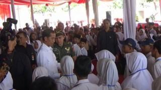 Presiden Jokowi Bagikan KIP di Palembang Hari Ini