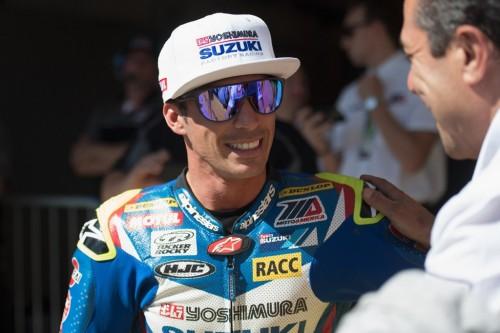 Mantan Pembalap MotoGP Toni Elias (Foto: AFP)