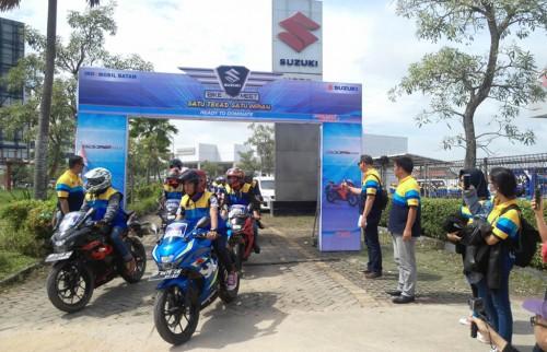 Suzuki Bikers Meet akan hadir dalam format lebih besar. Suzuki