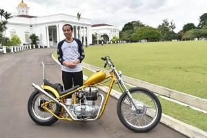 Chopperland Jokowi, Murni Kreasi Anak Bangsa untuk RI 1