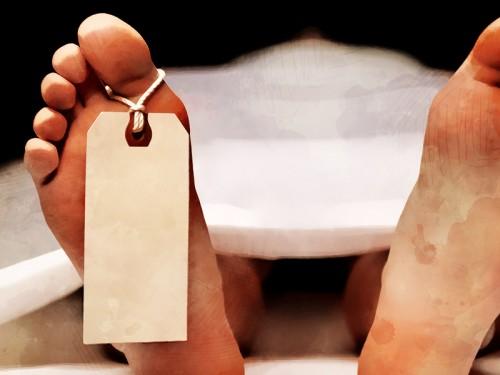 Ilustrasi mayat (Foto:Medcom.id/Rakhmat Riyandi)