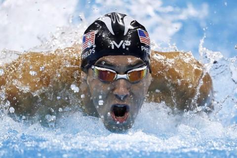 Michael Phelps: Saya Bersyukur Tidak Bunuh Diri