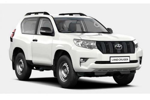 Toyota, Land Cruiser facelift hadir mengisi kelas entry level