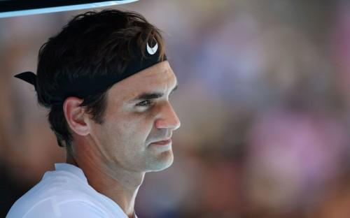 Petenis Swiss Roger Federer (Foto: AFP)