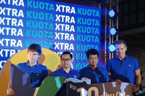 XL Axiata meluncurkan paket baru bertajuk Xtra Kuota.