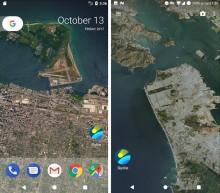 Keren, Aplikasi Ini Wallpaper Hidup Berbasis Google Earth