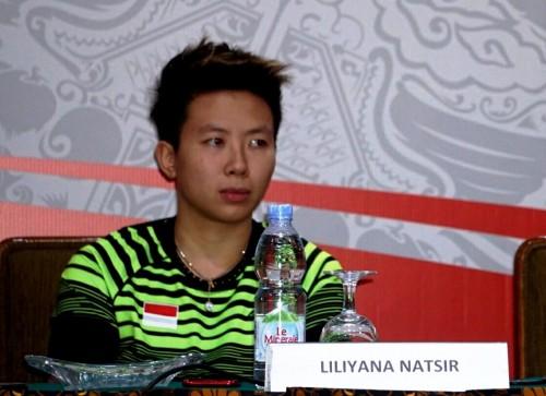 Liliyana Natsir-Medcom.id/Kautsar Halim