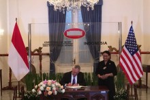 Menlu RI-Menhan AS Bicara Pengembangan Indo-Pasifik