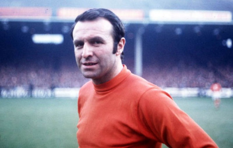 Jimmy Armfield (Foto: Daily Express)