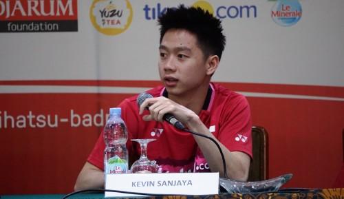 Kevin Sanjaya-Medcom.id/Kautsar Halim