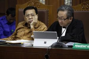 Aliran Dana untuk Novanto Dibongkar