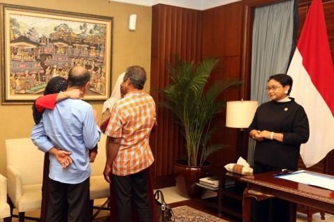 Menlu: TNI dan BIN Berperan Penting Bebaskan 2 Sandera WNI
