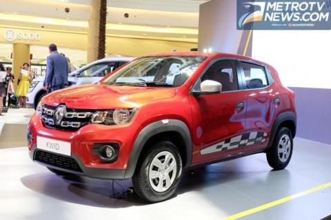 Masalah di Sistem Kemudi, Renault Kwid Kena <i>Recall</i>