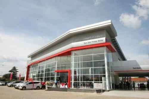 Diler Mitsubishi Sun Prima Motor jadi diler ketiga Mitsubishi