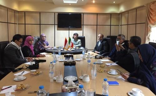 Dr. Abbas Khamehyar mengapresiasi peran aktif Indonesia dalam
