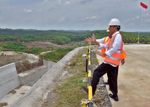 Presiden Ingin Tata Kelola Pusat dan Daerah Efektif