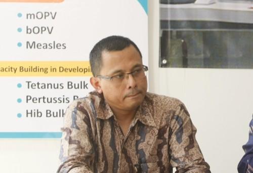 Rahman Roestan sebagai Direktur Utama PT Bio Farma