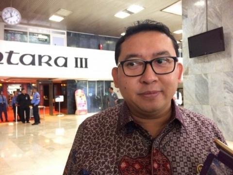 Wakil Ketua DPR Fadli Zon. Medcom.id/Anindya Legia Putri.