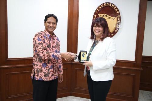 Duta Besar (Dubes) Republik Panama untuk Indonesia, HE Ms