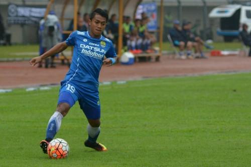 Febri Hariyadi siap bela Persib di Piala Presiden 2018 -Istimewa