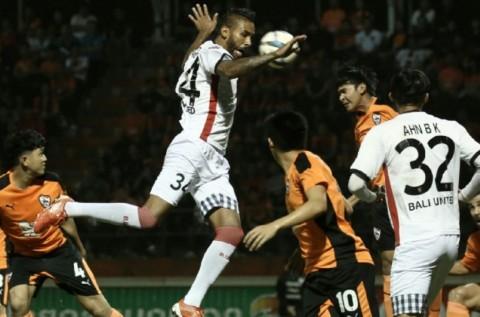 Bali United Gagal Wakili Indonesia di Liga Champions Asia