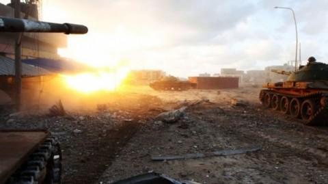 Serangan Bom Mobil Ganda di Benghazi, 22 Orang Tewas