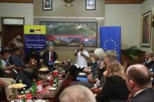 Negara Eropa Tertarik Potensi Wisata Semarang