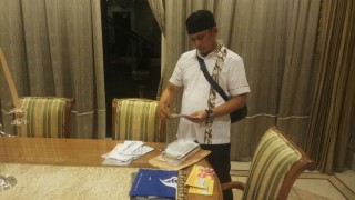 Polisi Geledah Rumah Tersangka Kasus Kondensat
