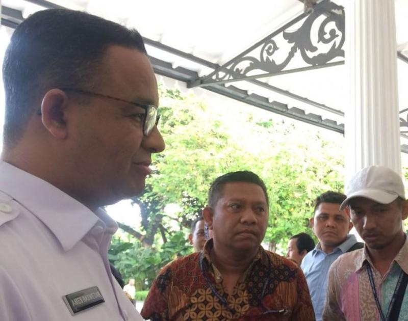 Gubernur DKI Jakarta Anies Baswedan--Medcom.id