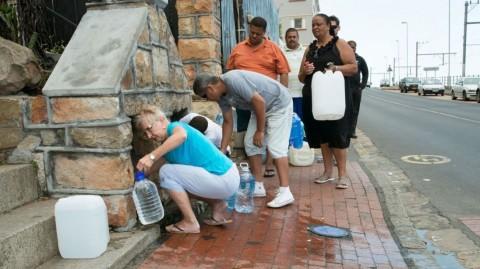 Krisis Air, Jatah Air Warga Cape Town Dibatasi