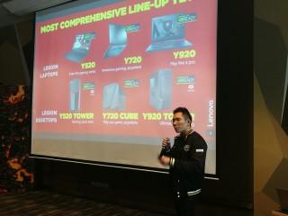 Sudah Setahun, Lenovo Yakin Legion Makin Sukses