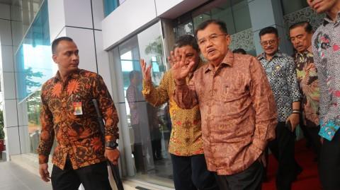 Kalla Maklumi Penunjukan Jenderal Polri jadi Plt Gubernur