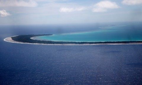 Bawa 50 Orang, Kapal Feri Hilang di Kiribati Pasifik