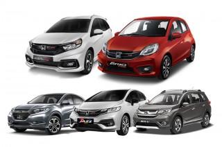 Honda <i>Recall</i> Setengah Juta Unit Mobil di Indonesia