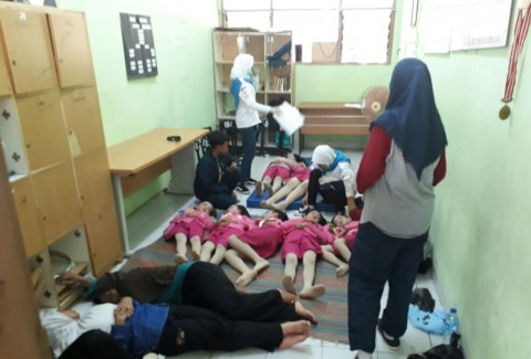 Puluhan Pelajar Keracunan Usai Santap Nasi Goreng