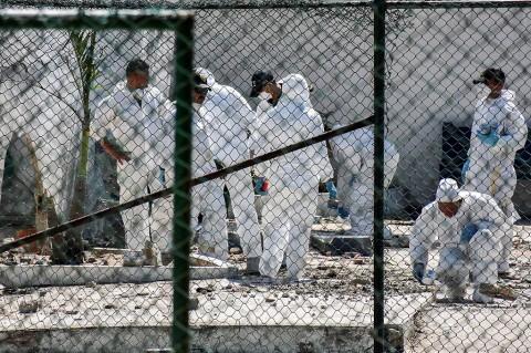 5 Polisi Tewas dalam Serangan Bom di Kolombia