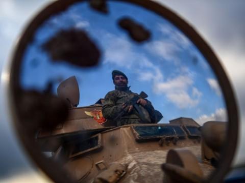 Operasi Militer Turki di Suriah Tewaskan 86 Warga Sipil