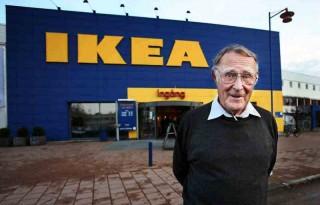 Pendiri IKEA Tutup Usia