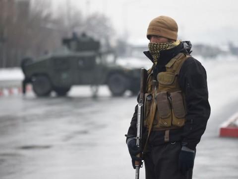 ISIS Serang Pangkalan Militer Afghanistan, Dua Tentara Tewas