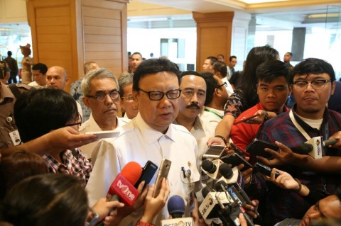 Nama Jenderal Polisi Calon Plt Gubernur Diajukan Polri