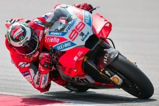 Ducati Desmosedici GP18 Sesuai Gaya Membalap Lorenzo