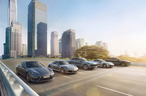 Singapura dan Vietnam, Genjot Penjualan Porsche di Asia Pasifik