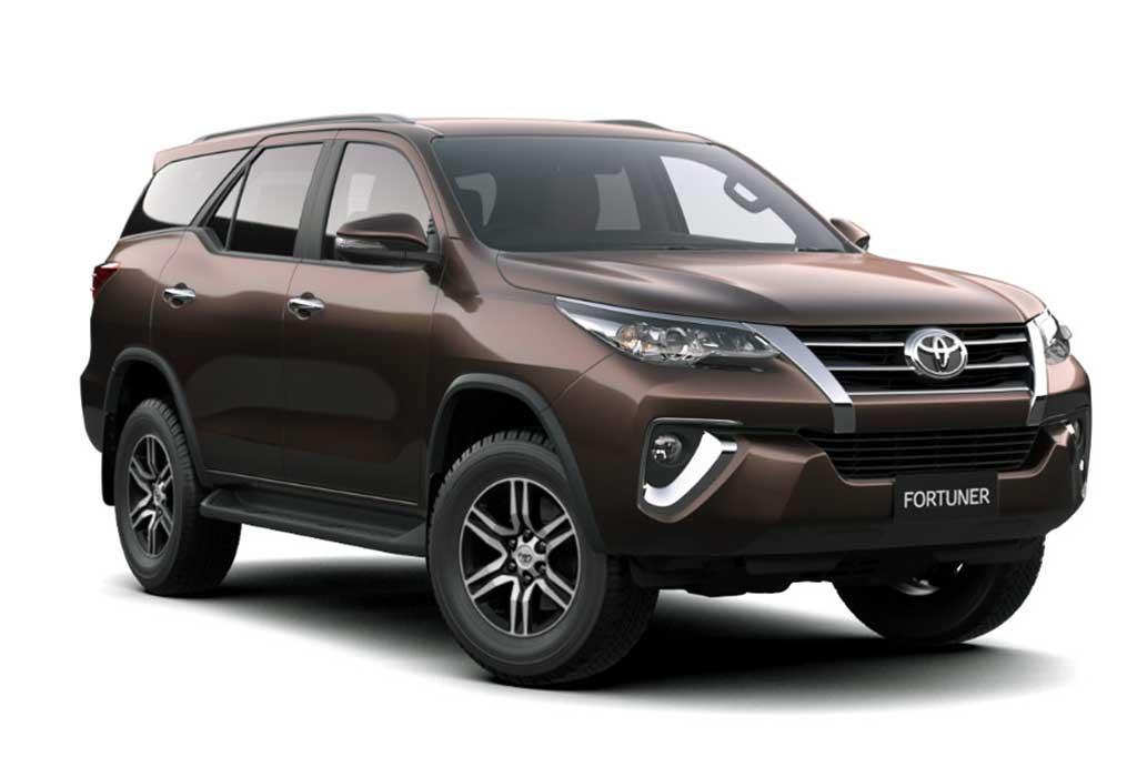 Fortuner menyumbang ekspor terbanyak TMMIN ke Vietnam . Toyota