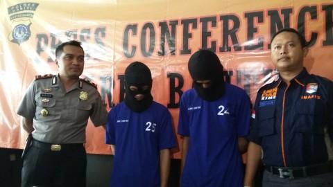 Dua Tersangka Pembuang Mahasiswi UNS Ditangkap
