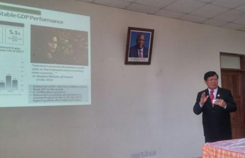 Indonesia Petakan Potensi Kerja Ekonomi dengan Tanzania