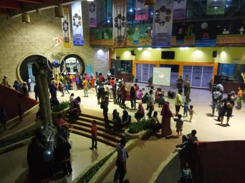 2.000 Orang Kunjungi Museum Iptek TMII