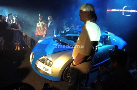 Prestige Boyong Bugatti Veyron, Harga Nyaris Rp100 Miliar
