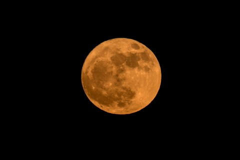 Warga Sukoharjo Kecewa tak Bisa Saksikan Gerhana Bulan Langka